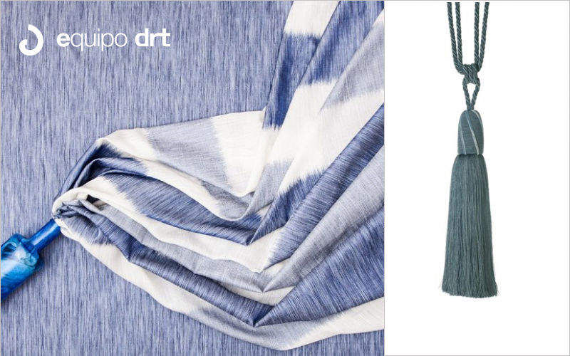 Equipo DRT Tissu d'ameublement Tissus d'ameublement Tissus Rideaux Passementerie  |