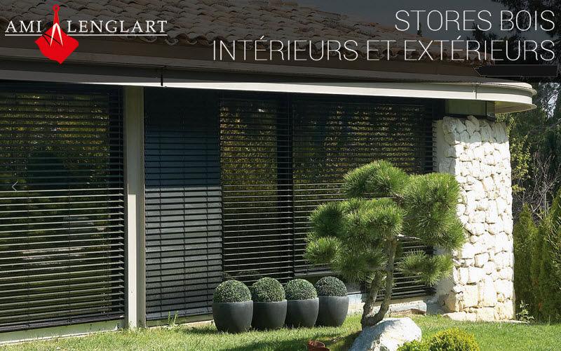 Stores d 39 ext rieur portes et fen tres decofinder for Store exterieur design