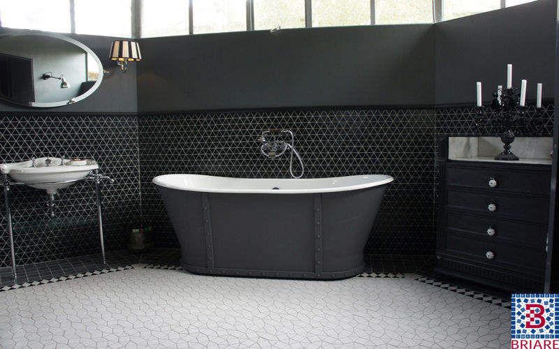 Emaux de Briare Carrelage salle de bains Carrelages Muraux Murs & Plafonds  |