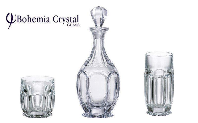 BOHEMIA CRYSTAL GLASS Service de verres Services de verres Verrerie  |