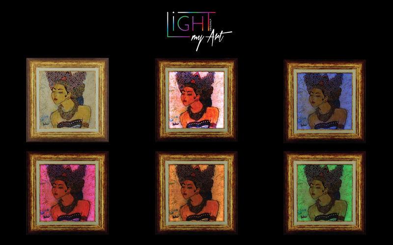 LIGHT MY ART  |