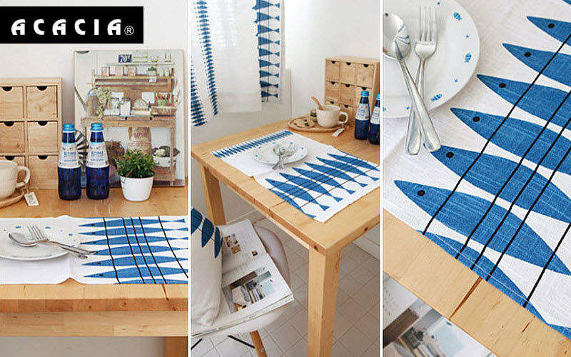Acacia Set de table Sets de table Linge de Table  |