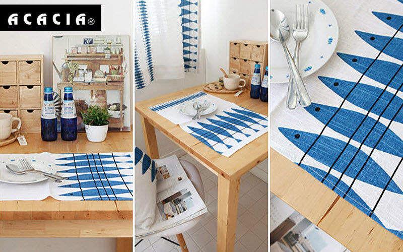 Acacia Set de table Sets de table Linge de Table  |