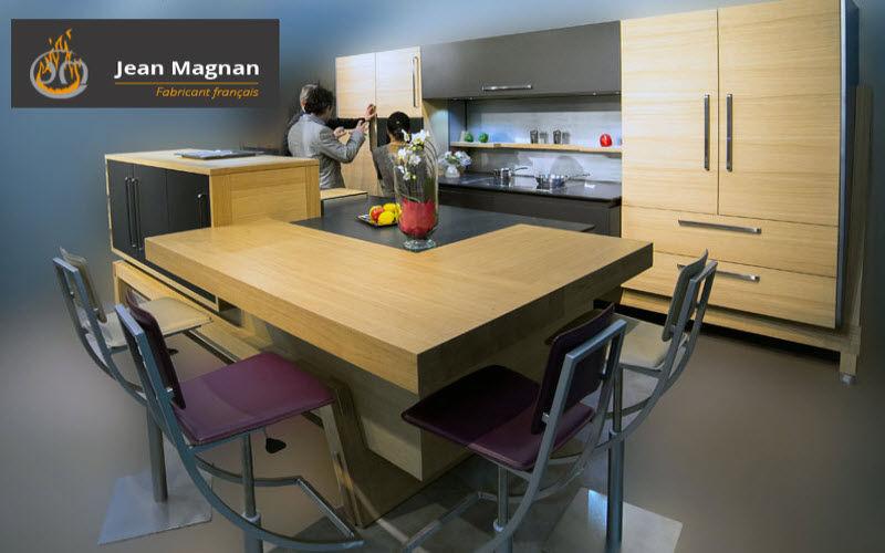 Jean Magnan Cheminees Cuisine contemporaine Cuisines complètes Cuisine Equipement  |