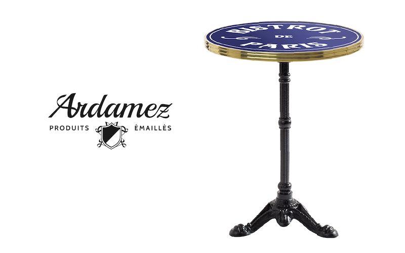 Table bistrot tables de repas decofinder - Table bistrot marbre conforama ...