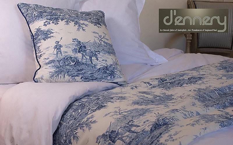d'Ennery Jeté de lit Couvre-lits Linge de Maison  |
