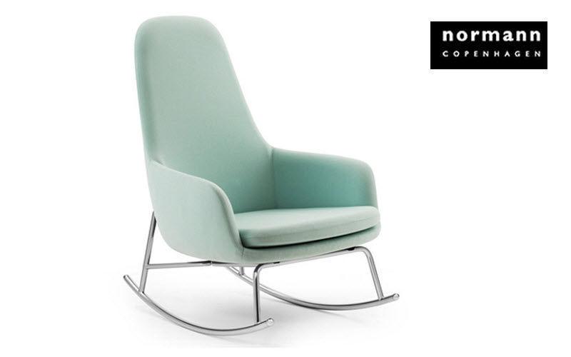 Normann Copenhagen Rocking chair Fauteuils Sièges & Canapés  | Design Contemporain