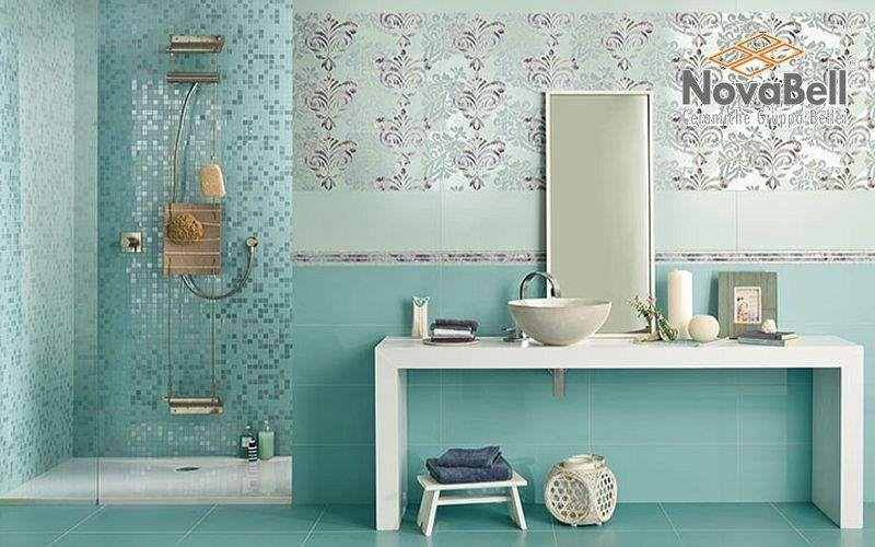 Novabell Carrelage salle de bains Carrelages Muraux Murs & Plafonds Salle de bains | Charme
