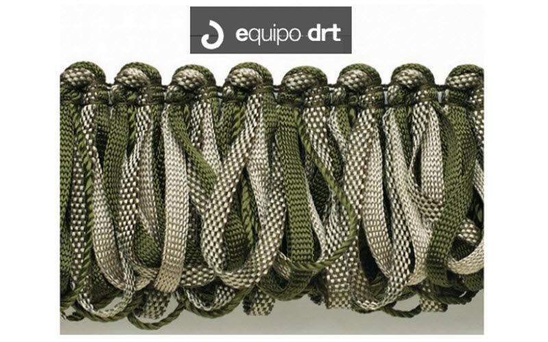 Equipo DRT Frange à mèches Passementerie Tissus Rideaux Passementerie  |