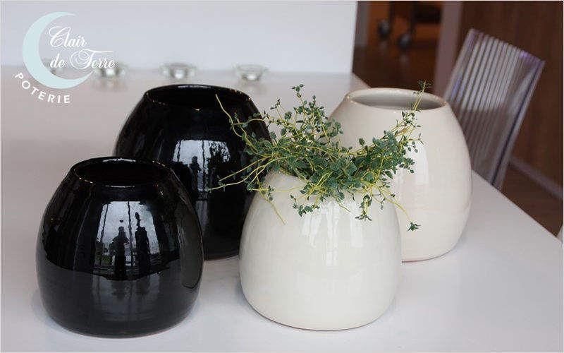 Les Poteries Clair de Terre Cache-pot Pots de jardin Jardin Bacs Pots  |