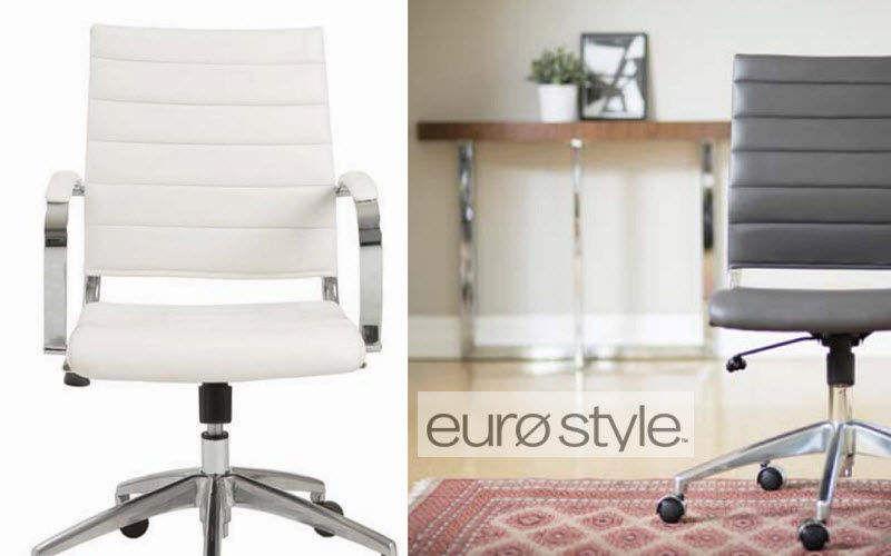Euro Style Fauteuil de bureau Sièges de bureau Bureau  |