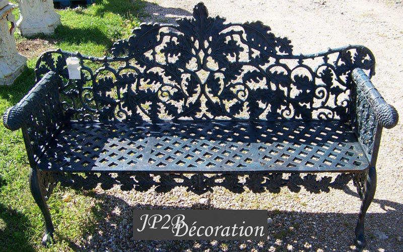 JP2B DECORATION Banc de jardin Bancs de jardin Jardin Mobilier  | Charme