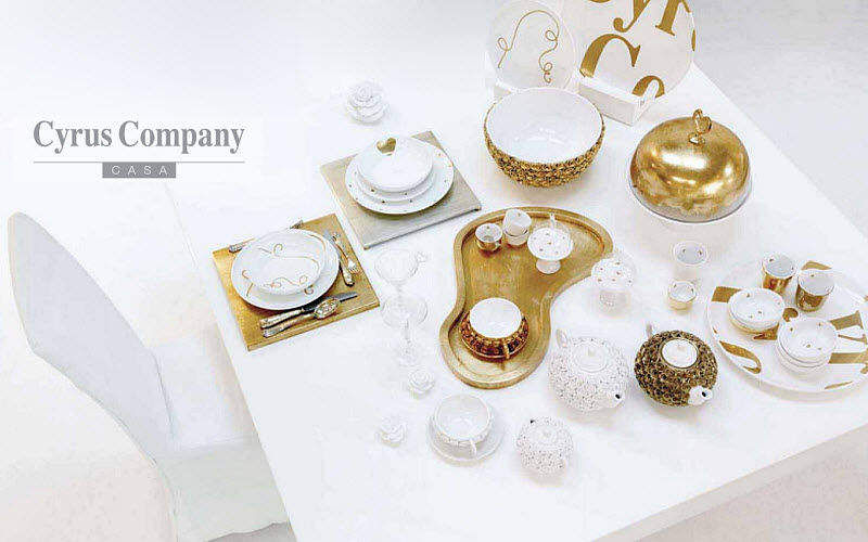 CYRUS COMPANY Service de table Services de table Vaisselle  |