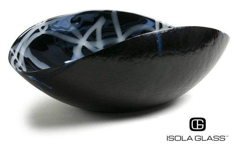 Isola Glass Vasque à poser Vasques et lavabos Bain Sanitaires   