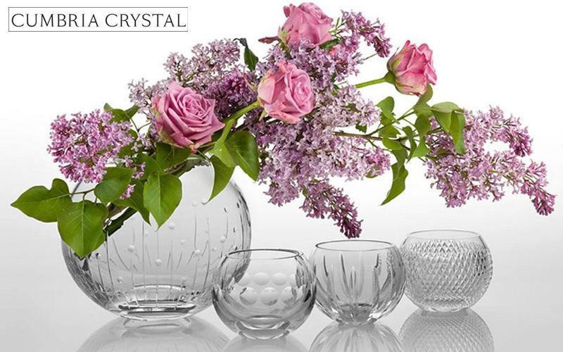 CUMBRIA CRYSTAL Vase à fleurs Vases Fleurs et Senteurs  |