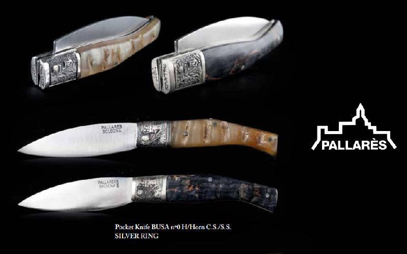 PALLARES SOLSONA Couteau de poche Couper Eplucher Cuisine Accessoires  |