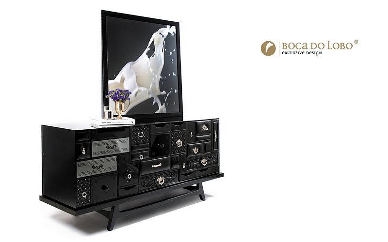 BOCA DO LOBO Meuble tv hi fi Meubles TV HIFI Rangements  |