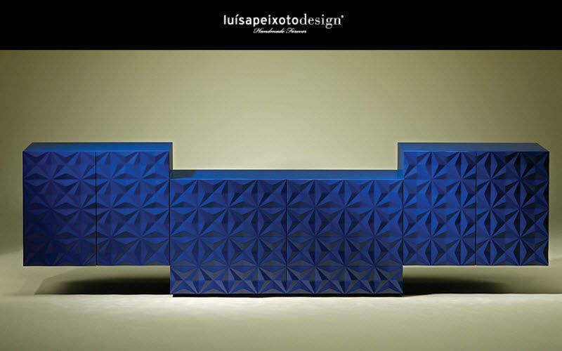 LUISA PEIXOTO DESIGN Meuble tv hi fi Meubles TV HIFI Rangements  |