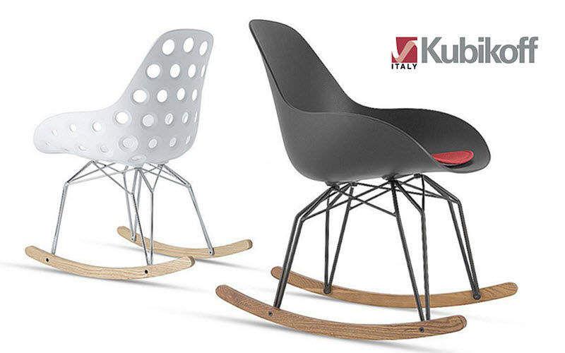 KUBIKOFF Rocking chair Fauteuils Sièges & Canapés    Design