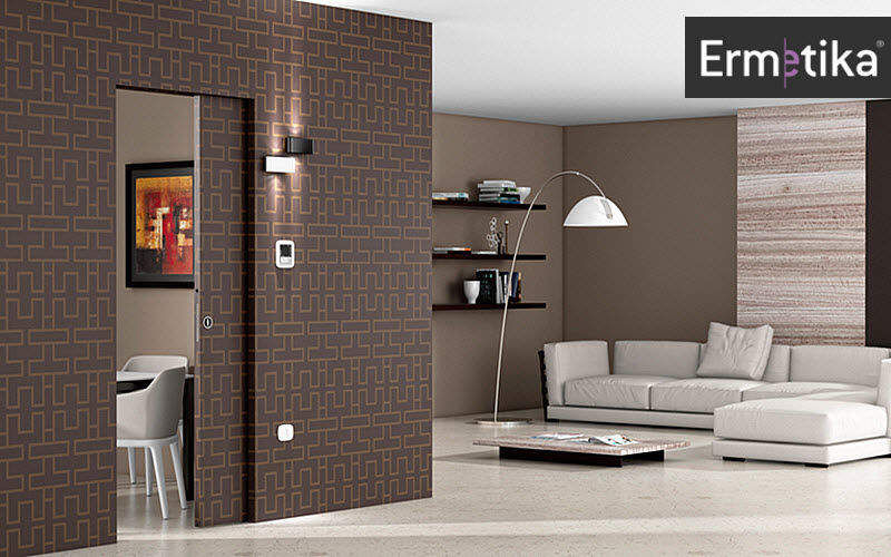 porte galandage portes decofinder. Black Bedroom Furniture Sets. Home Design Ideas