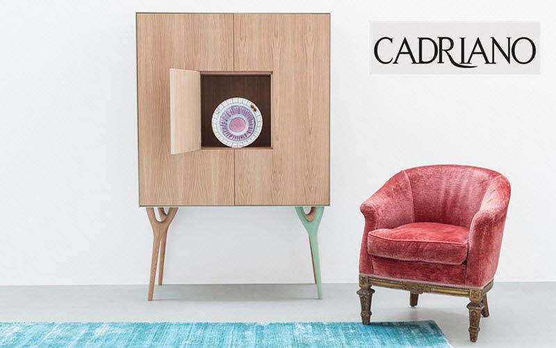 Cadriano Cabinet Bahuts Buffets Meubles de salon Rangements   
