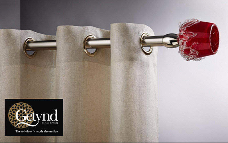 GETYND Tringle à rideaux Tringles et accessoires Tissus Rideaux Passementerie  |