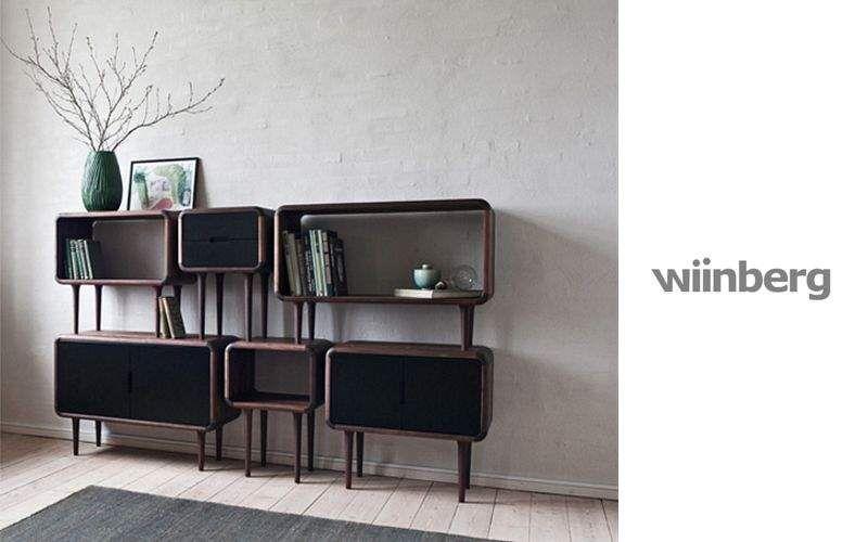 WIINBERG Meuble de salon-Living Bahuts Buffets Meubles de salon Rangements   