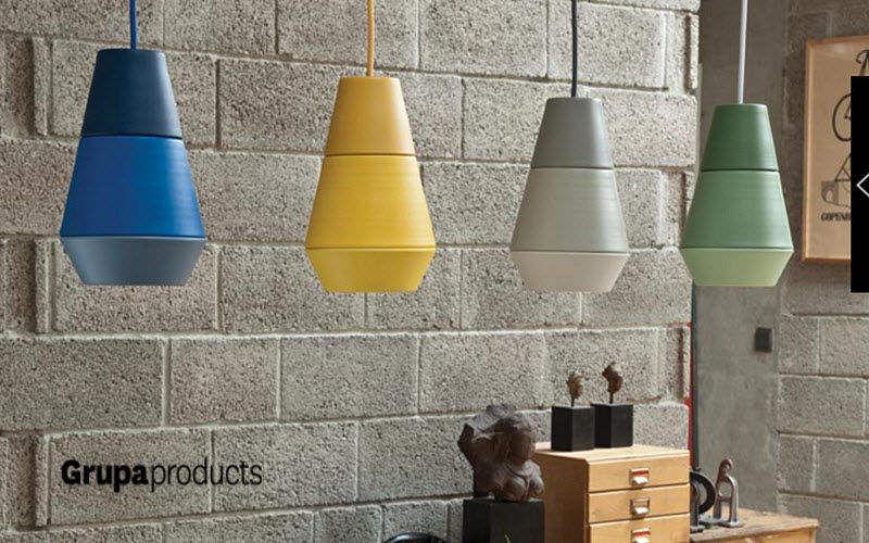 GRUPA PRODUCTS Suspension Lustres & Suspensions Luminaires Intérieur    Design Contemporain