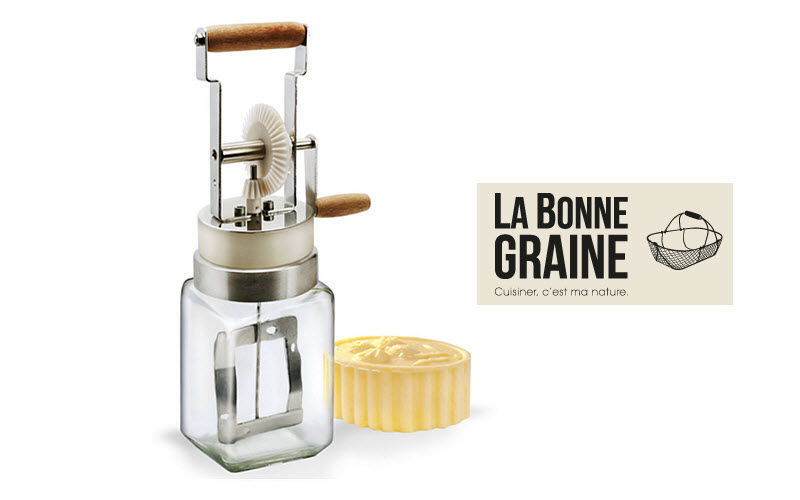 LA BONNE GRAINE Baratte à beurre Boites-pots-bocaux Cuisine Accessoires  |