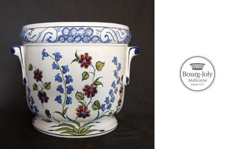 BOURG JOLY MALICORNE Cache-pot Pots de jardin Jardin Bacs Pots  |