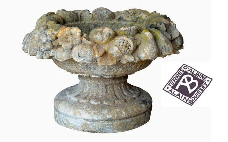TERRES D'ALBINE Vasque de jardin Pots de jardin Jardin Bacs Pots  |