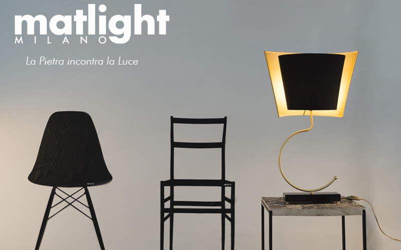 MATLIGHT Milano Lampe à poser Lampes Luminaires Intérieur  |