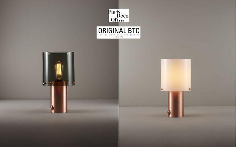 Original Btc Lampe à poser Lampes Luminaires Intérieur  |