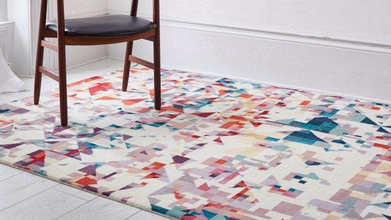 FLOCK Tapis contemporain Tapis modernes Tapis Tapisserie  |