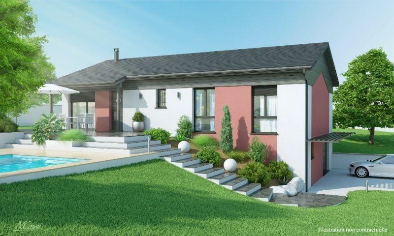 Maison avec sous sol maisons individuelles decofinder for Maison avec sous sol prix