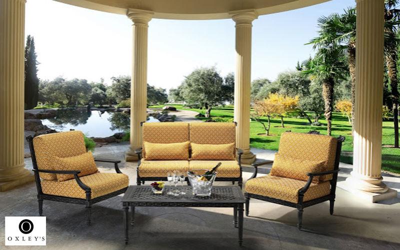 Oxley's Salon de jardin Salons complets Jardin Mobilier  |