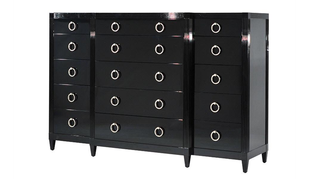 HUTTON COLLECTIONS Commode Meubles à tiroirs Rangements  |