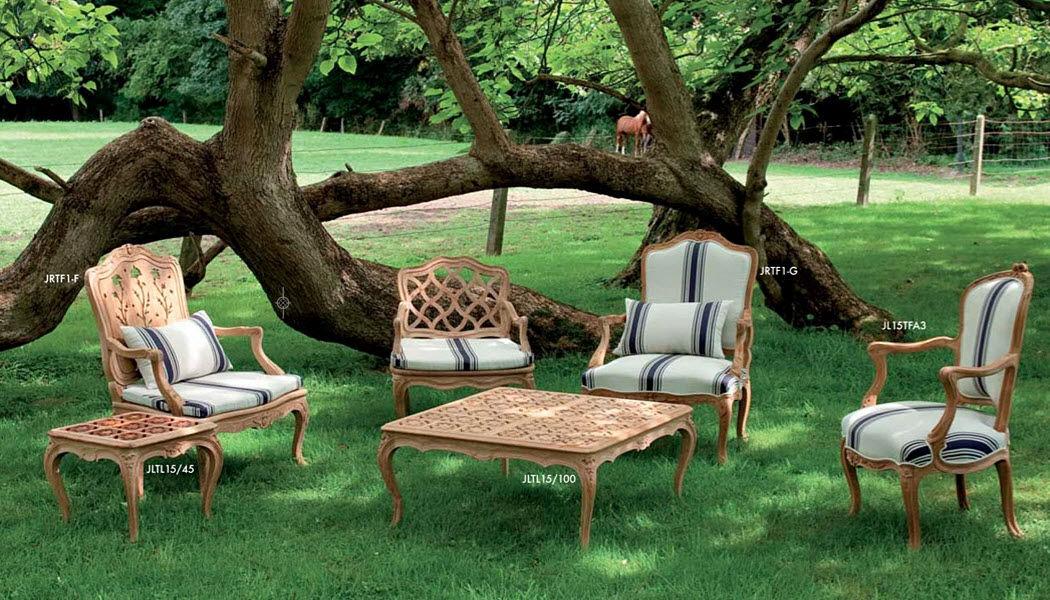 MASSANT Salon de jardin Salons complets Jardin Mobilier Jardin-Piscine | Classique