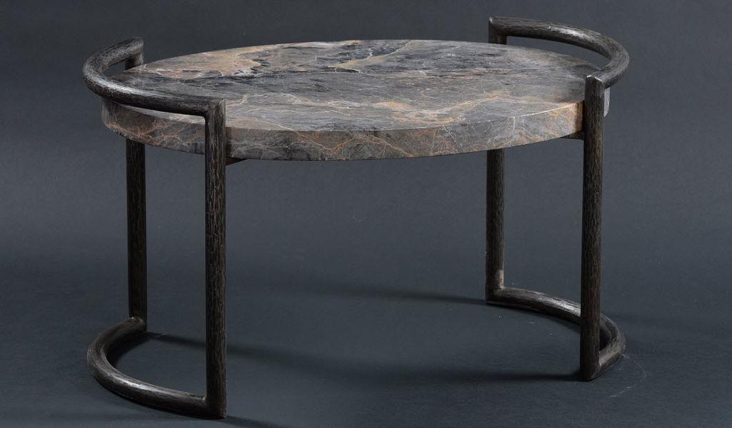 Atelier Alain Daudre Bout de canapé Tables basses Tables & divers  |