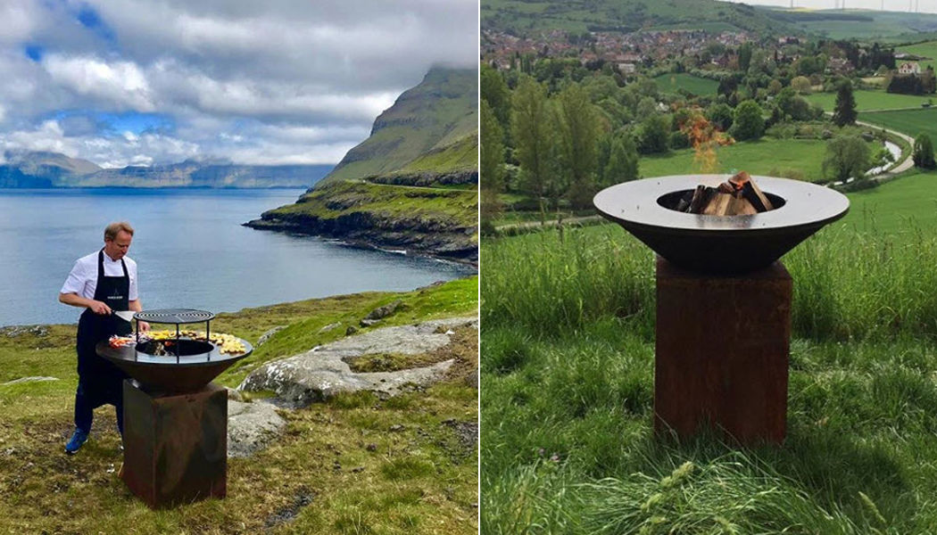 OFYR Plancha Barbecues Extérieur Divers Jardin-Piscine | Design Contemporain