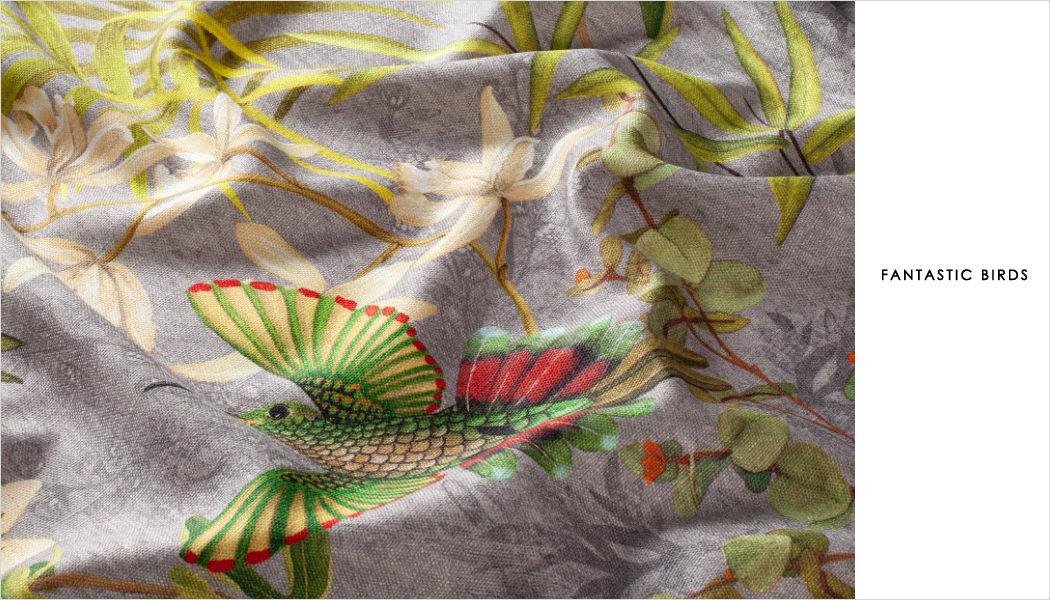 Chivasso Tissu imprimé Tissus d'ameublement Tissus Rideaux Passementerie  |
