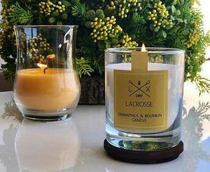 AMBIENTAIR - osmanthus & bourbon - Bougie Parfumée