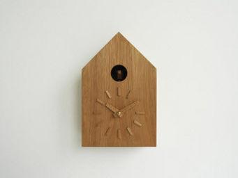 NAOTO FUKASAWA - cuckoo - Horloge Murale