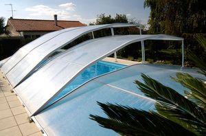 Abri-Integral - Abri de piscine bas amovible