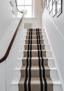 Hartley & Tissier Marchette d'escalier