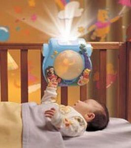 Lampe Musicale Enfant