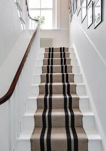 Tapis de seuil couloir escalier