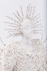 AUZOLLE FABIENNE -  - Sculpture