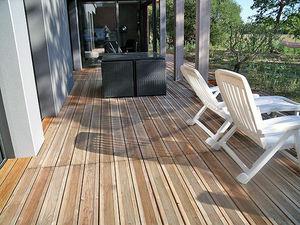 FRANCE PLOTS - mèléze crantée - Plancher De Terrasse