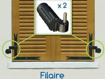 Wimove - kit motorisation volets battants wibat filaire - g - Automatisme Et Motorisation Pour Volet